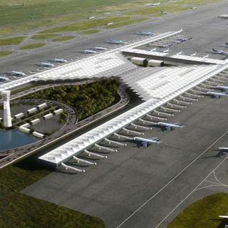 Revocan última suspensión contra Aeropuerto de Santa Lucía