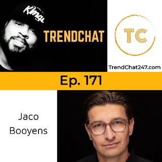 Ep. 171 - Modern Day Slavery With Jaco Booyens