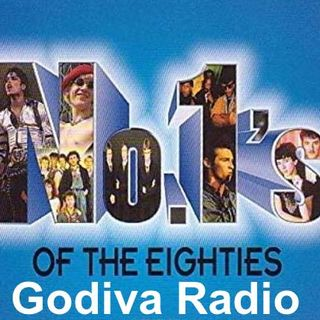 26th July 2019 Godiva Radio playing you No1s of the 1980s with Gray Forster for Coventry and the World.