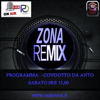 Zona Remix 24 ottobre Radio Ovest