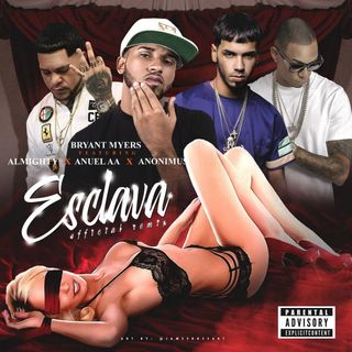 Esclava (Extended Version) - Bryant Myers Ft. Mas Artistas (Edit By DJ Basico Impromix)