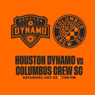 Houston Dynamo vs Columbus Crew | 10.24.20