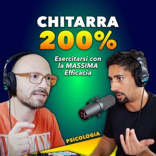 CHITARRA 200% ✅ Imparare a suonare con il MASSIMO dell'efficacia