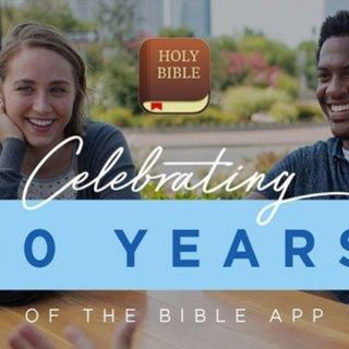Happy Birthday YouVersion! - Morning Manna #2809