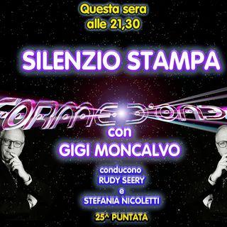 """Forme d'Onda - """"Silenzio Stampa"""" di Gigi Moncalvo - 29/04/2021"""