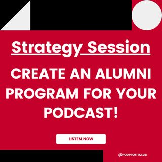 Strategy Session: Use Your Podcast for Networking