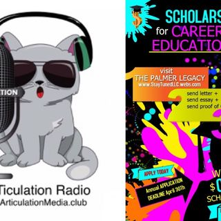 ARTiculation Radio — GRADUATES HONORED PERSONALLY (interview w/ Philanthropist Richette Palmer)