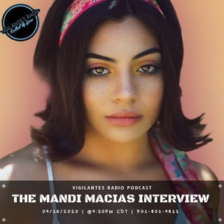 The Mandi Macias Interview.