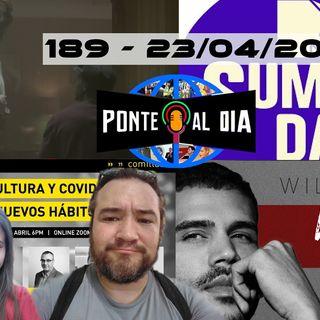 Galería Disney | Ponte al día 189 (23/04/20)