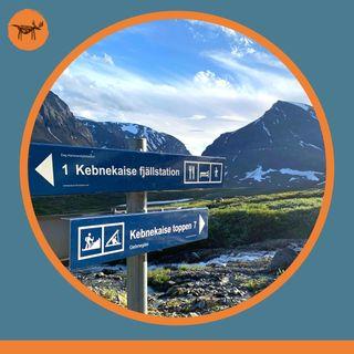#026 Kebnekaise- spacer na dach Szwecji