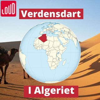 Verdensdart #6 i Algeriet