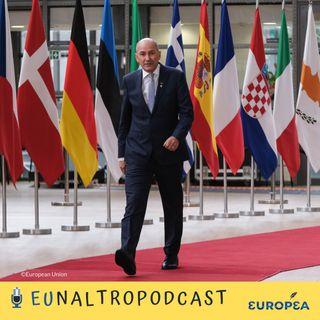 #23 La Slovenia chiude il trio di presidenza del Recovery