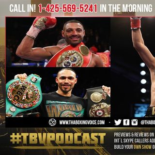 "☎️Vergil Ortiz vs Keith Thurman🔥Or Kell Brook🤑Can DAZN and Oscar De La Hoya Secure ""A Big Fight""❓"