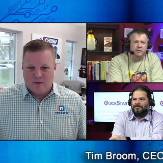 Tim Broom, ITPro.TV - Secure Digital Life #104