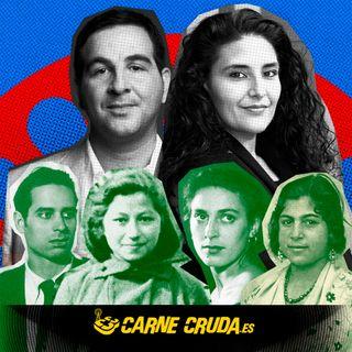 Pueblo gitano: una historia de resistencia (CARNE CRUDA #849)