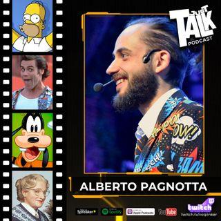 #5 | Alberto Pagnotta | Lo SHOWMAN, tra DOPPIAGGIO, IMITAZIONI e MUSICAL