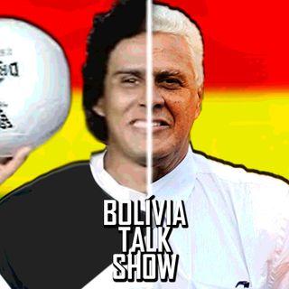 #12. Entrevista: Dinamite - Bolívia Talk Show