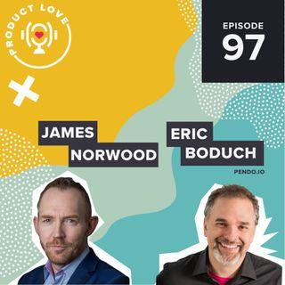 James Norwood, Advisor: product marketing