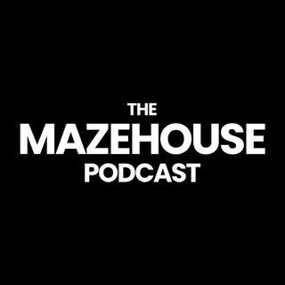 THE MAZEHOUSE PODCAST #1   Kaza, The Maze, Çalıntı Müzikler (Fery, Samim, Yagz, Mustafa Gümüş)
