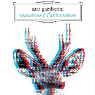 """Sara Gamberini """"Maestoso è l'abbandono"""""""