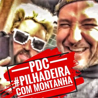 PDC #Pilhadeira Com Capu Ep06 - Capoeira, internet, cinema e mais com Montanha
