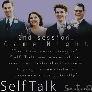 2nd Session: Game Night