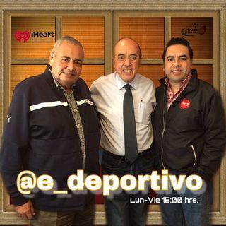 Las ocurrencias de este trío de locos solo aqui en Espacio Deportivo de la Tarde 16 de Septiembre 2019