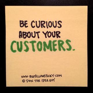 Customer Curiosity : BYS 093