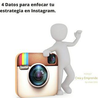 Episodio 27 - 4 Datos De Instagram Para Tus Campañas