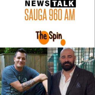 The Spin - July 21, 2020 - Damon Bennett on How He Became a TV Contractor & John Walters Talks the NHL League's Start Date