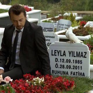 Leyla ile Mecnun - Leyla Öldü