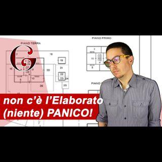 DOCFA: se manca l'Elaborato Planimetrico - 3 soluzioni