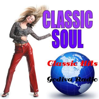 26th October 2018 Classic Soul Hits on Godiva Radio.
