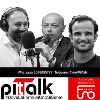Pit Talk - F1 - Vigna se ci sei batti un colpo