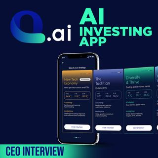 149. Forbes AI Investing Strategies App | Q.ai CEO Interview