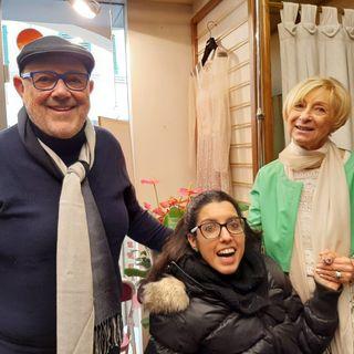 """#6 """"Maxim"""" negozio storico di Dicomano dal 1971. Una festa per salutare Massimo e Sandra"""