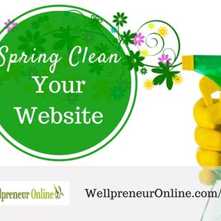 {e62} Spring Cleaning Your Website