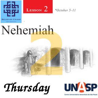 Sabbath School Oct-10 Thursday