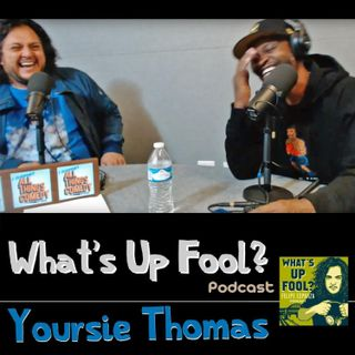 Ep 151 - Yoursie Thomas