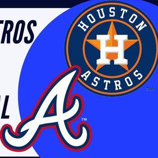MLB: BRAVOS de ATLANTA y ASTROS e HOUSTON a un paso de la SERIE MUNDIAL
