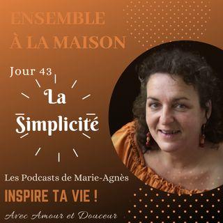 Jour 43: Pourquoi se simplifier la vie ?