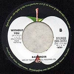 Badfinger - Without You - Time Warp Song of The Day