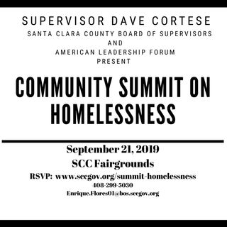 Santa Clara County - Summit For Homelessness