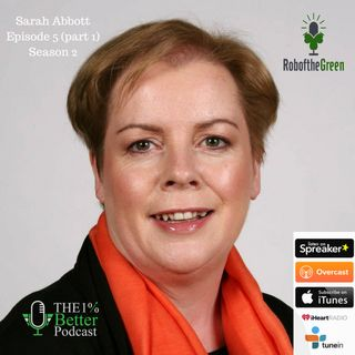 Sarah Abbott (part 1) on Leadership, the Art of Listening & Defining the Problem First - EP5 S2