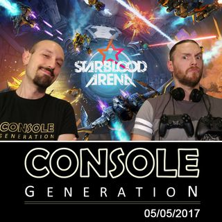 Starblood Arena, Little Nightmares e altro! - CG Live 05/05/2017