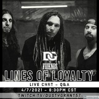Episode 21 - Lines Of Loyalty