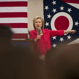 Hillary compares GOP's views on women to those of terrorists