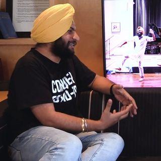 Hasmeet Singh Chandok and His Joyful Activism