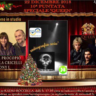 Radiografia Scio' - Speciale Queen - N.10 del 22-12-2018