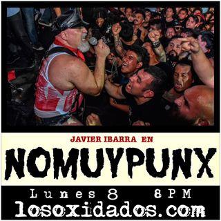 NoMuyPunx con Javier Ibarra